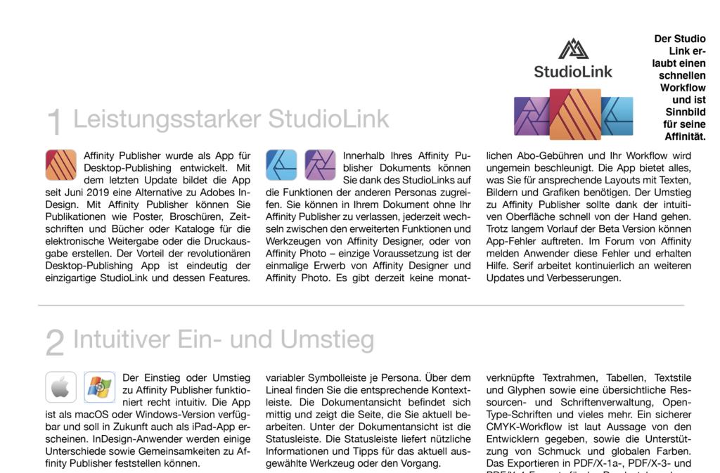 Heise publication by Anke Goldbach